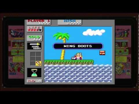 Wonder Boy in Monster Land Playstation 3