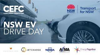 NSW EV Drive Day