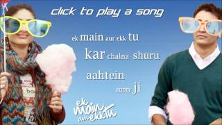 Ek Main Aur Ekk Tu - Jukebox (Full Songs)