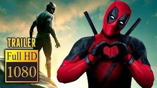 🎥 DEADPOOL 2 (2018)   Full Movie Trailer   Full HD   1080p