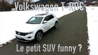 Le Mag'Auto - Essai : Nouveau Volkswagen T-ROC : Le petit SUV Funny ? - TV16