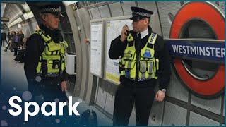 How Do The Police Keep The Peace On London Underground? | The Tube | Spark