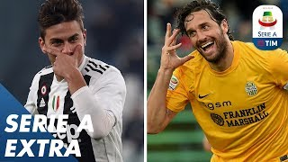 """From the """"Siuuu mask"""" to the Toni-gol: the most famous goal celebrations   Serie A Extra   Serie A"""