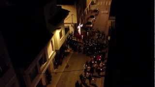 preview picture of video 'ALBERIC 2013. MIÉRCOLES SANTO. COFRADIA DEL CRISTO DE LA FE.'