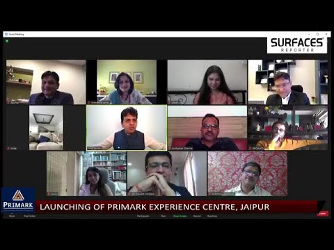 LIVE : Launching PRIMARK Experience Centre, Jaipur With Ply Reporter & Surfaces Reporter