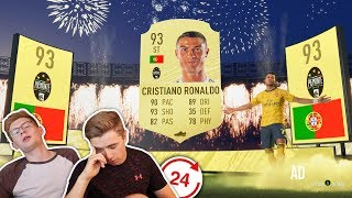 Opening Fifa Packs For 24 Hours Straight