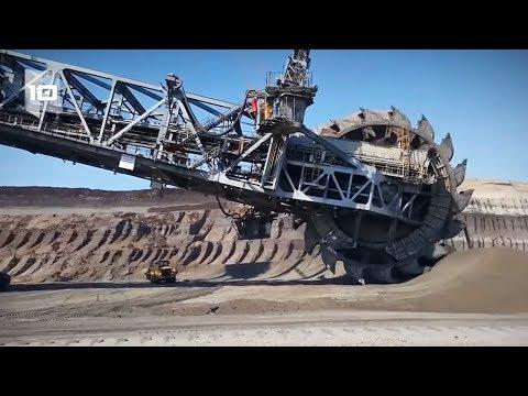 10 Macchine per miniere più grandi del mondo