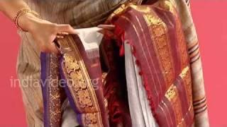 Gadwal sarees of Andhra Pradesh