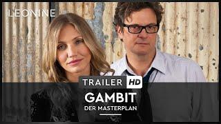Gambit - Der Masterplan Film Trailer