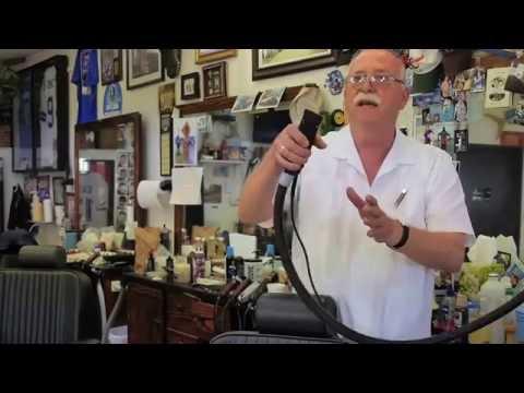RicVac Barber Hair and Grooming Vacuum System