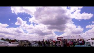 preview picture of video 'Enfield Pageant Motoring 2014'