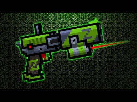PURSUER Z3 - Pixel Gun 3D