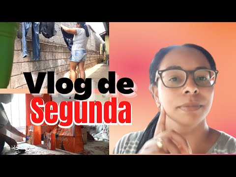 Vlog - Rotina de Segunda-feira - Separei pedidos da Natura  Famlia Kaki