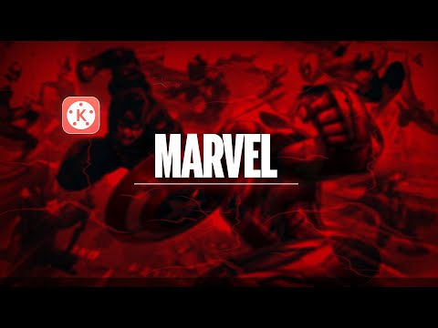 Kinemaster Editing #61 How To Make Marvel's Intro In