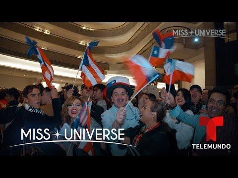 Así se vivió la gala preliminar de Miss Universo 2019 | Miss Universo 2019 | Telemundo