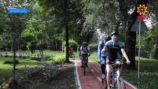 Астанаран Парижа велосипедпа
