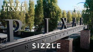 Sizzle | Inside Pixar | Disney+