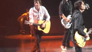 "Paul McCartney - Buffalo, NY - 10/22/2015 ""SOMETHING"""