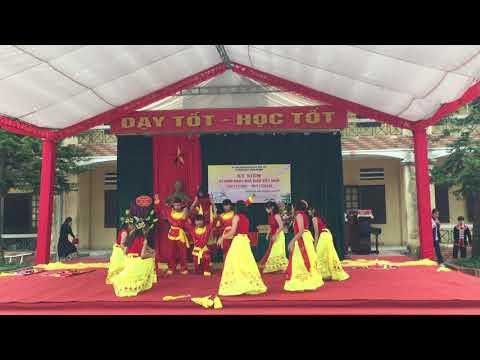 Múa: Hào khí Việt Nam - Lớp 9A2 - Trường THCS Xuân Khanh