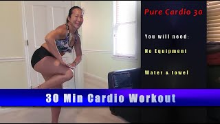 New Workout New You Continuous Cardio 30
