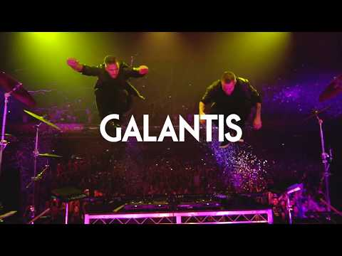 Galantis Live In LA Oct. 18 + 19 (On Sale Now)