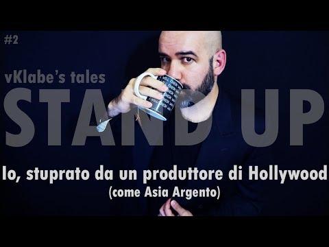 STUPRATO DA UN PRODUTTORE, come Asia Argento - vKlabe's tales STAND UP