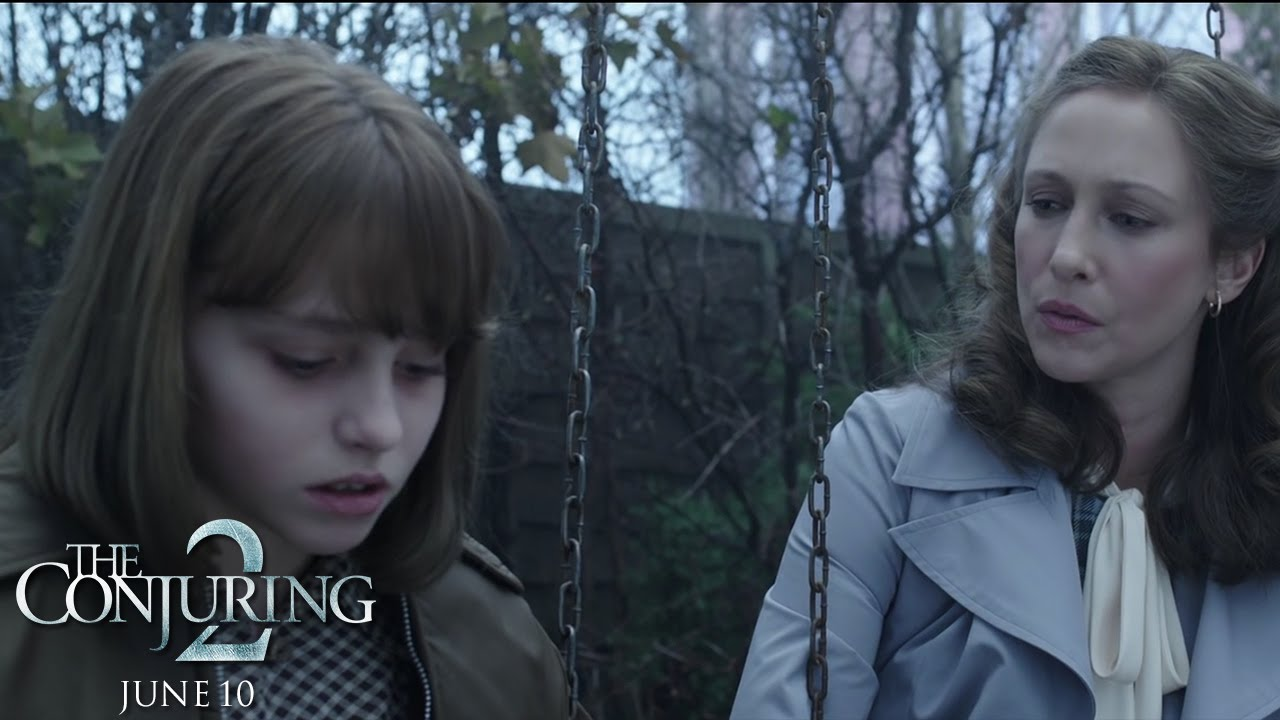 Trailer för The Conjuring 2