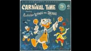 Professor Ludwig Von Drake - Spectrum Song