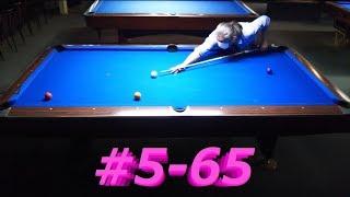 mqdefault - ビリヤード練習 C級のおじさんが、5つ連続ポケットインに挑戦!#5-65