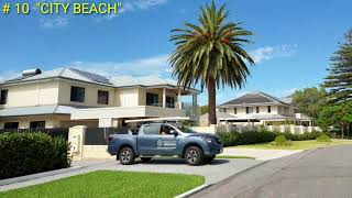 Most Wanted Suburbs in Perth Western Australia