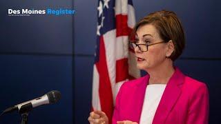 Gov. Kim Reynolds updates Iowans on the COVID-19 outbreak in Iowa (3.29.20)