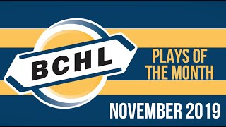 Plays of the Month – November 2019