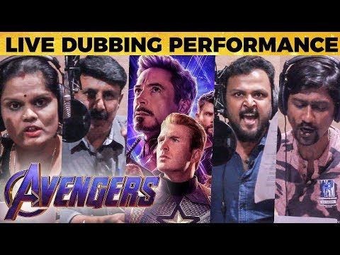 Avengers MASS Performance! - When They Took Up The Challenge!! | Micro