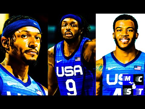 Jerami Grant Endanger of Being Dropped Off Team USA | Should Saddiq Bey Replace Bradley Beal?