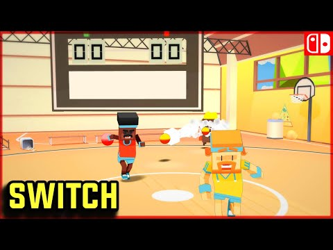 Stikbold! A Dodgeball Adventure Deluxe | Trailer | Nintendo Switch thumbnail