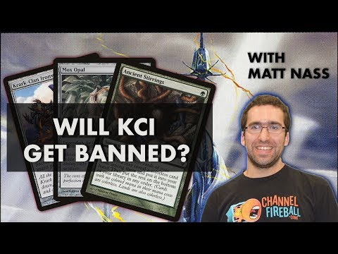 Magic Bans Top Pro's Pet Card