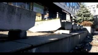 preview picture of video 'ZACIATOK (bratislava skate video)'