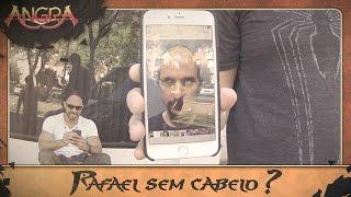 Rafael Bittencourt cortou o cabelo na Espanha ? - Angra Holy Land World Tour