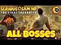 Serious Sam Hd All Bosses Ending