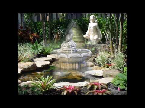 Garden fountain ideas For small space