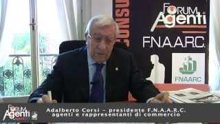 preview picture of video 'Fnaarc presente a Forum Agenti 2013 in Fiera Milano City'