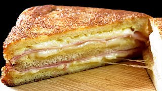 Montecristo Sandwich - Easy and rich recipe