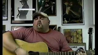 "Billy Hurst ""Danger At My Door"" Acoustic Cover - Mark Chesnutt"