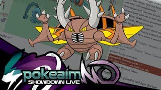 """Pokemon  OR/AS  OU Showdown Live w/PokeaimMD! - Ep 11: """"Mega Pinsir don't faint!"""""""