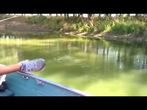 Nebraska pond fishing