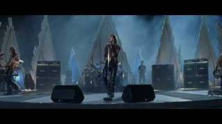 Lestat's concert (Queen of the Damned)
