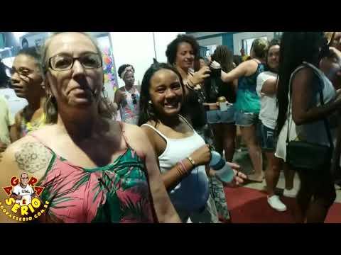Repórter Favela dando um role no Pelourinho se liga