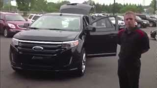 preview picture of video 'Ford Edge 2011 usagé a vendre Ile-Perrot - Automobile En Direct.com'