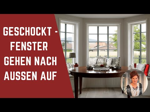 geschockt schwedische fenster gehen nach aussen auf schwedenhaus landhaus holzhaus tomclip. Black Bedroom Furniture Sets. Home Design Ideas