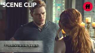 Shadowhunters | Season 2, Episode 19: #Clace Tracks Jonathan | Freeform